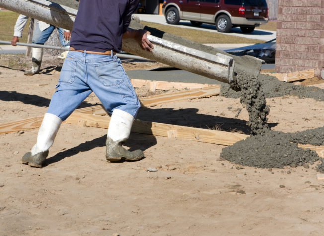 Driveway Pours and Repairs